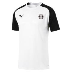 Cup Jersey - White/Black